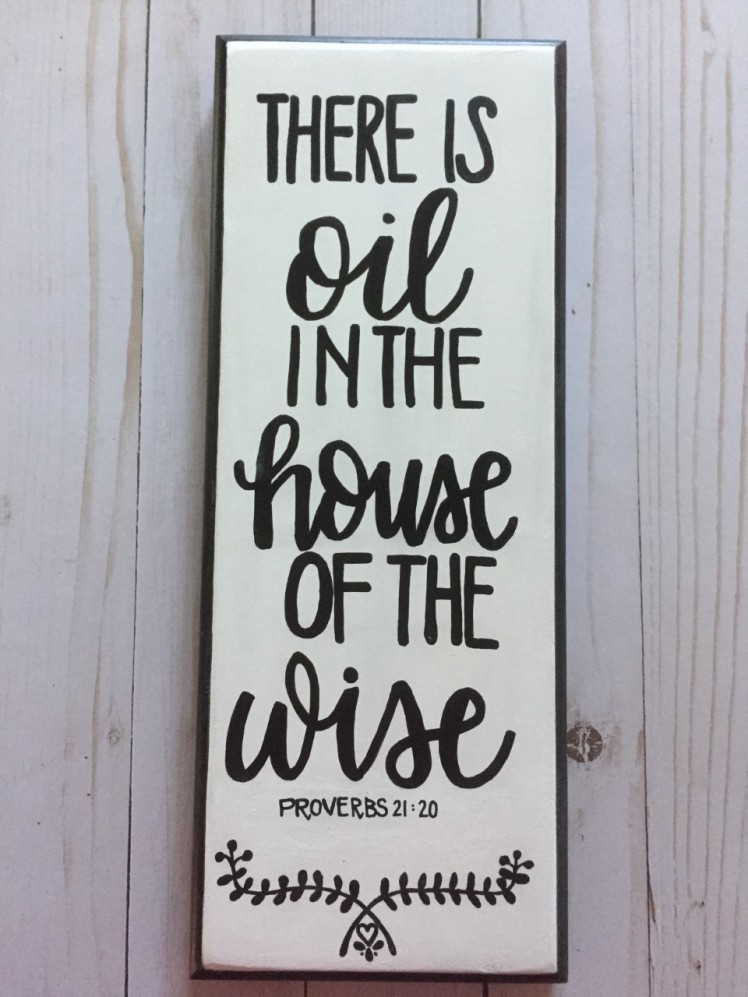 OIL HOUSE